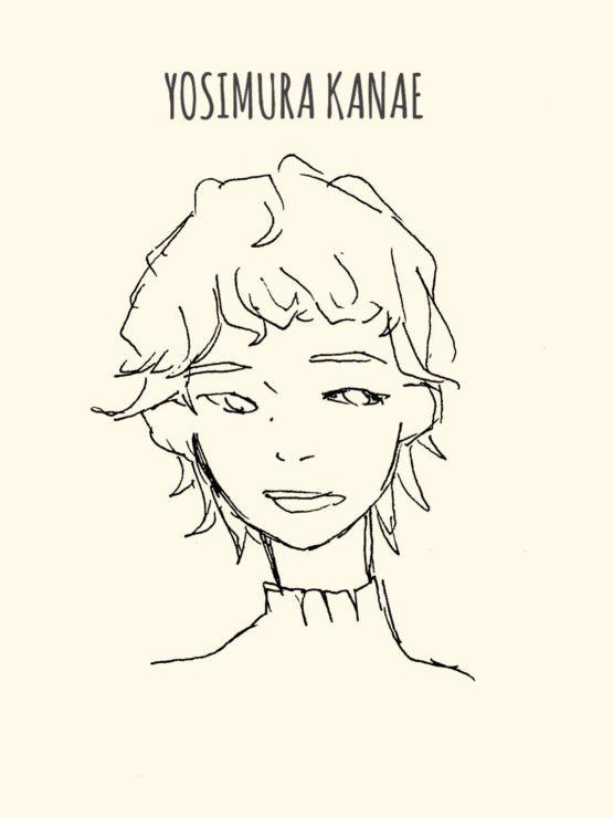 assistant (美容歴2年) お客様としてHUNCHに来店した事から、運命の仲間入り♪ 観察力に長け、レスポンスの早さはピカイチ。 クラッシックバレエを13年間続けた努力家です。今回のイラストは、YOSIMURAが描いてくれました♪ work  お客様を最高のシャンプーで癒やします。 趣味  絵を描くこと