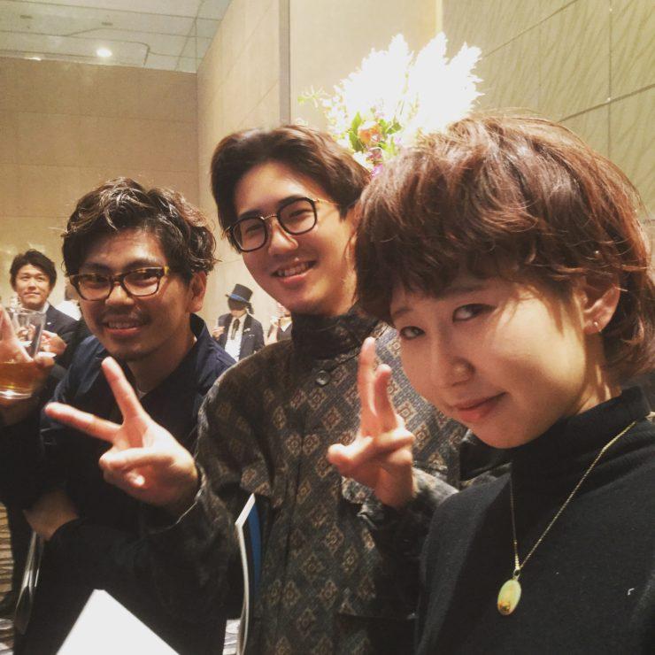 先日、渋谷で行われたJAPAN dressing award 2016 が開催され、HUNCHの皆んなでファイナリスト達の素晴らしい作品を見に行きました♪♪ 暫く休んでいた撮影を来年から再開するので、とっても良い刺激を頂けました!